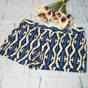 Nicole by Nicole Miller Patterned Casual Shorts
